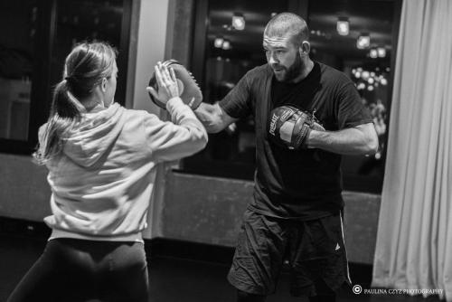 URBAN KRAVMAGA @ ACE HOTEL with JAMES ROMPANI